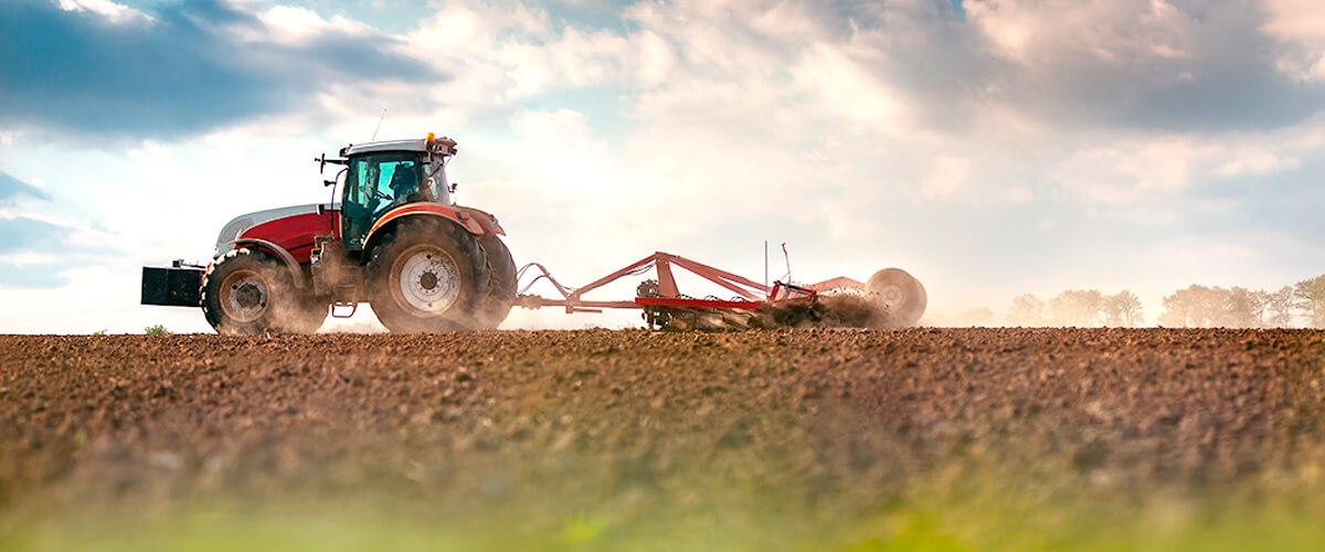 Peças de máquinas agrícolas