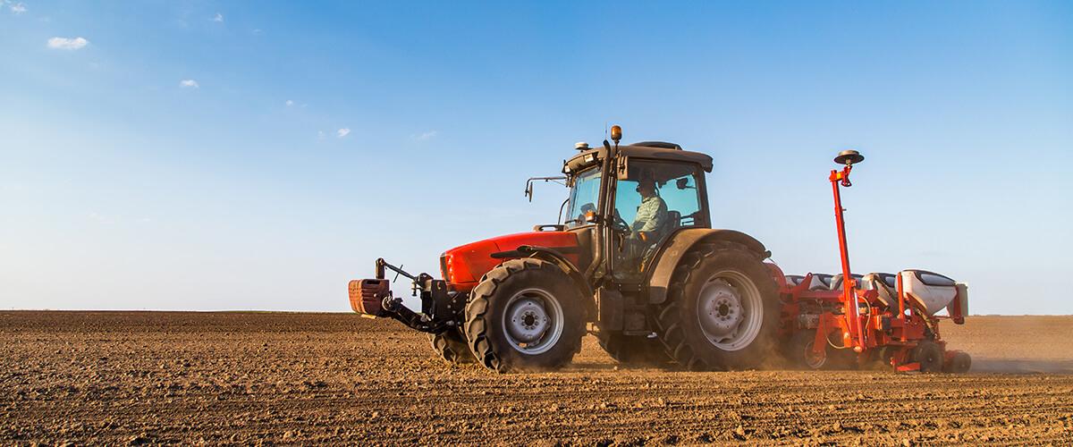 Tipo de Máquina agrícola