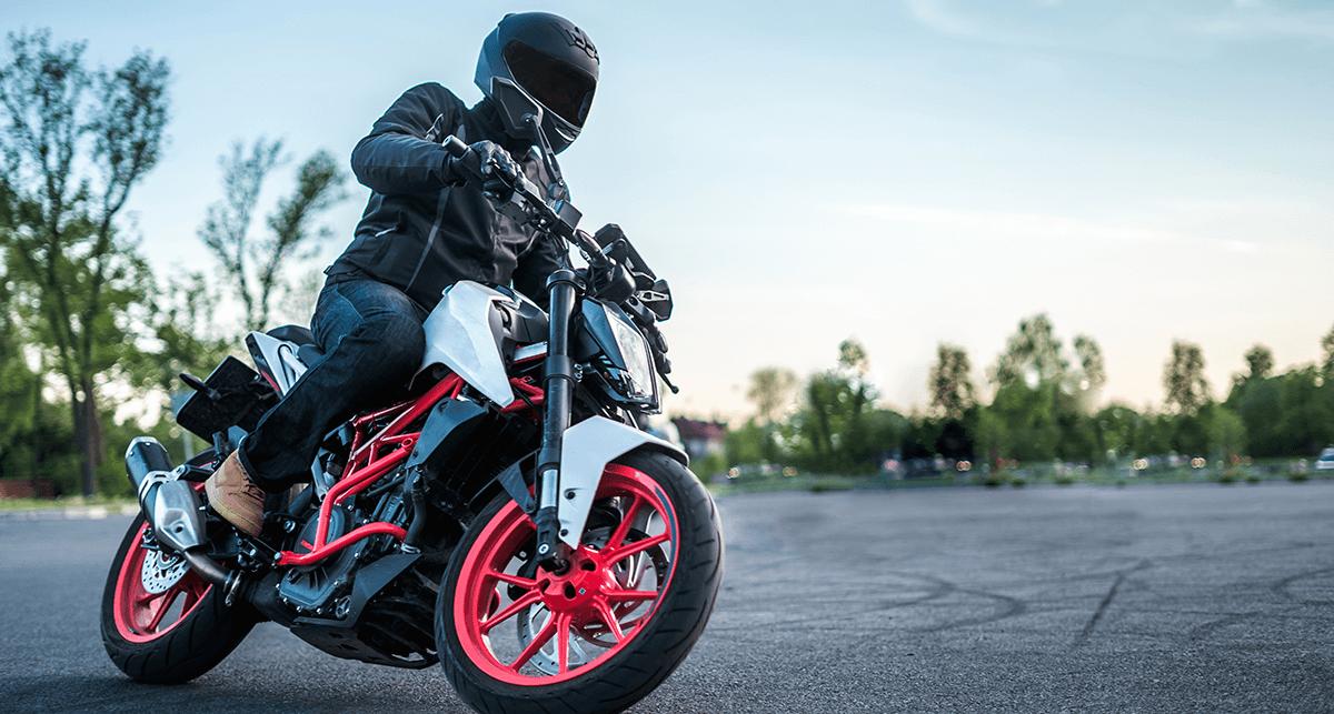 cuidados com a motocicleta